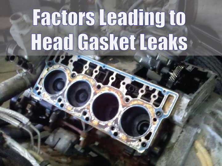 Head Gasket Leak >> Factors Leading To Head Gasket Leaks In Your Lexus Monrovia